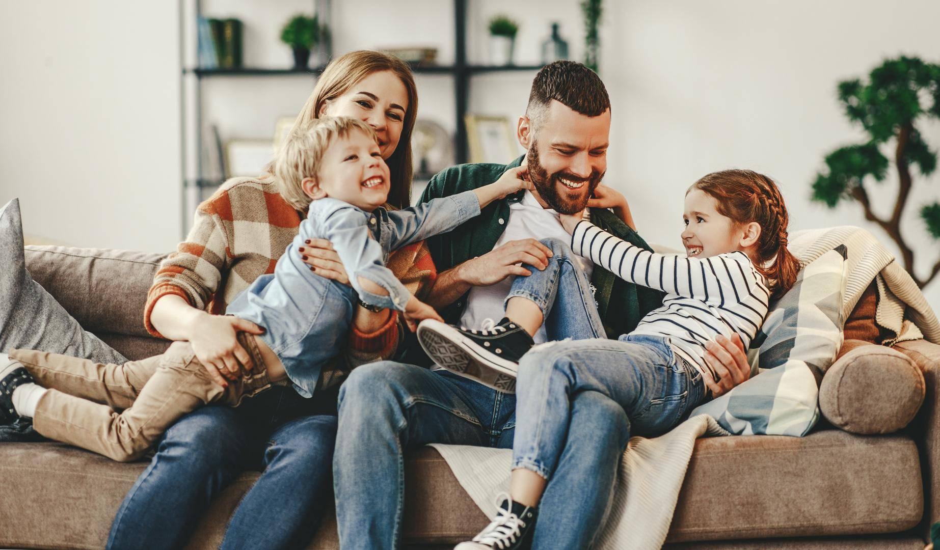 Eine Familie Gründen